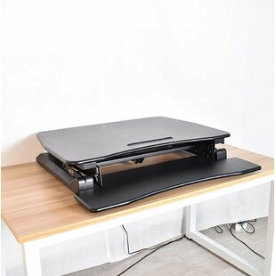 Kellum Sit to Stand Tabletop Workstation Standing Desk Converter