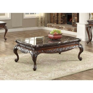 Astoria Grand Brooklandville Traditional Coffee Table