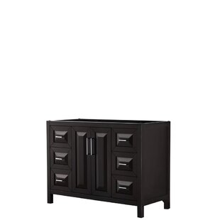 Buy Daria 47 Single Bathroom Vanity Base Only By Wyndham Collection