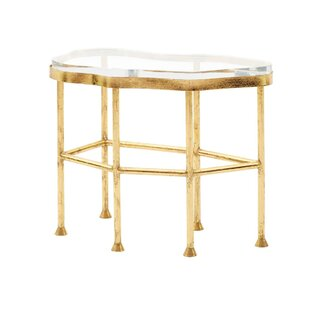 Cristal End Table