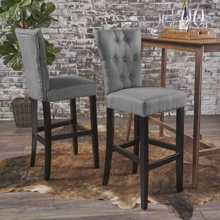 Schiller 30 Bar Stool (Set of 2) DarHome Co