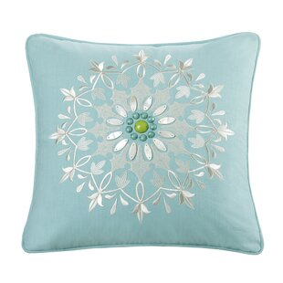 Sardinia 100% Cotton Throw Pillow by Echo Design™ #2