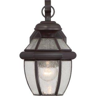 Three Posts Mellen 1-Light Outdoor Wall Lantern