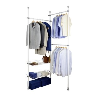 Shop for Herkules 65 W - 85 W Duo Closet System By Wenko Inc