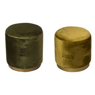 Swell Toussaint 2 Piece Nesting Storage Ottoman Set Alphanode Cool Chair Designs And Ideas Alphanodeonline