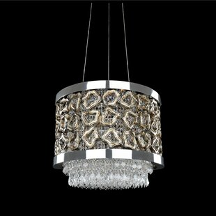 Carravagio 6-Light Chandelier by Allegri by Kalco Lighting