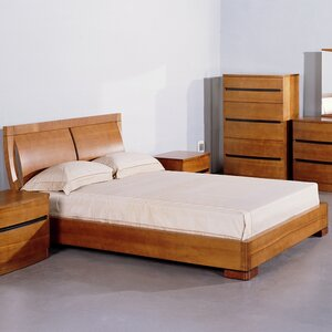 Platform Storage Queen Bed