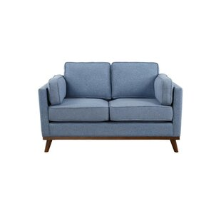 Canter Loveseat by Wrought Studio
