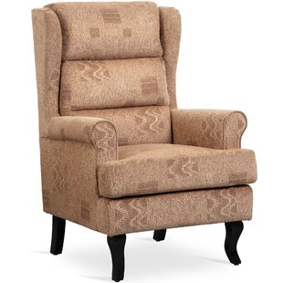 Boland Wingback Chair by Millwood Pines