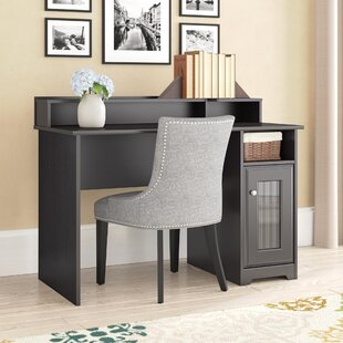 Check Prices Hillsdale Desk with Hutch By Red Barrel Studio