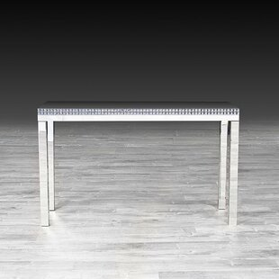 Madalena Mirrored Console Table