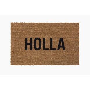 Holla Door Mat