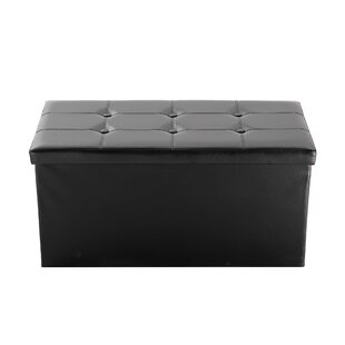 Vogel Tufted Storage Ottom..
