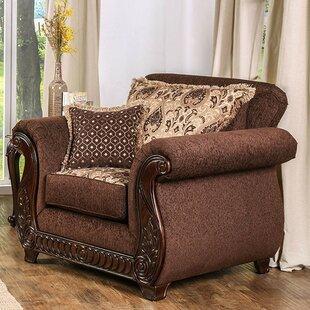 Ruth Club Chair by Fleur De Lis Living