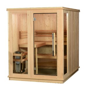 Preston Fir 6 Person Steam Sauna By Almost Heaven Saunas LLC