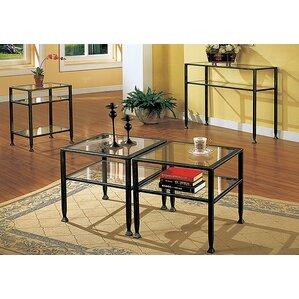 collingdale 3 piece coffee table set