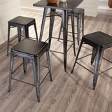 Graig Bar & Counter Stool (Set of 4) by Gracie Oaks
