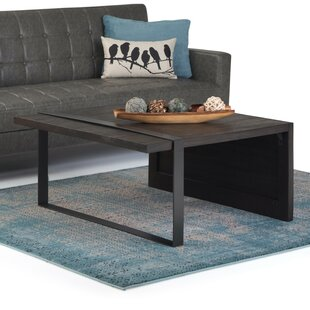 Find for Bakerhill Square Coffee Table by Wrought Studio Reviews (2019) & Buyer's Guide