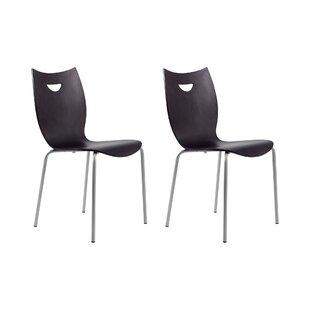 Ophelia Bat Dining Chair (Set Of 2) By Brayden Studio