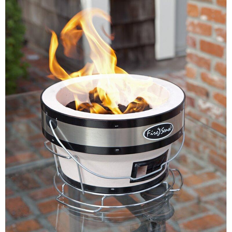 11 4 Hotspot Small Portable Yakatori Charcoal Grill