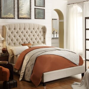 Felisa Upholstered Platform Bed by Mul..