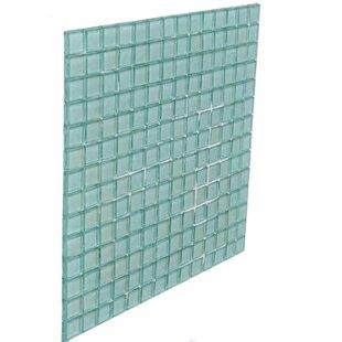 Williamsburg 12 X Gl Mosaic Tile In Sea