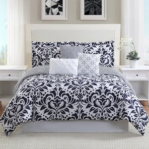 Anson 7-Piece Reversible Comforter Set