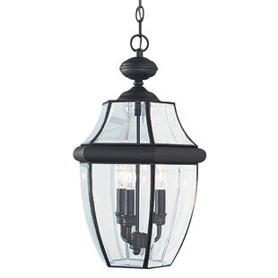 Three Posts Dashner 3-Light Outdoor Pendant
