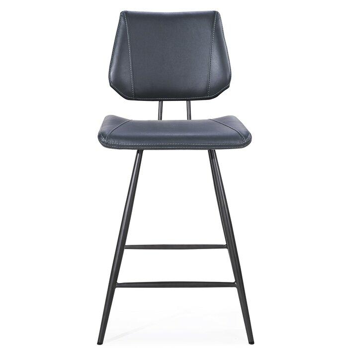 Wondrous Oklee Metal Counter Height Bar Stool Inzonedesignstudio Interior Chair Design Inzonedesignstudiocom