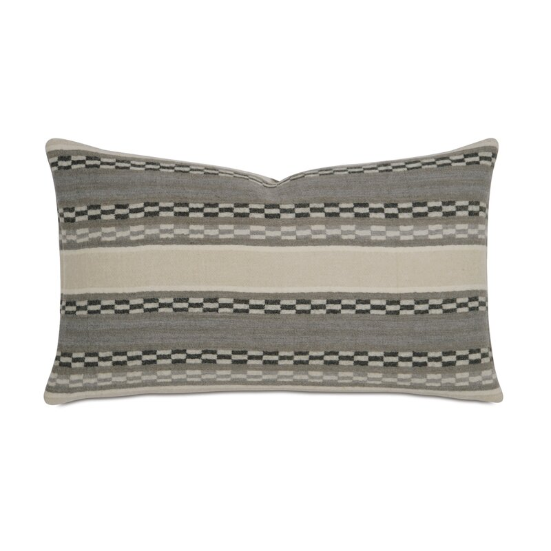 Eastern Accents Telluride By Barclay Butera Rectangular Wool Pillow Cover Insert Perigold