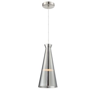 Orren Ellis Higley 1-Light Cone Pendant