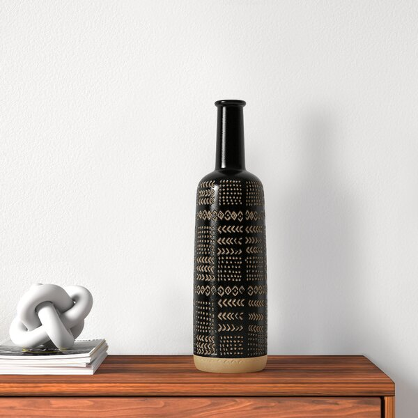 Modern Contemporary Extra Large Floor Vases Allmodern