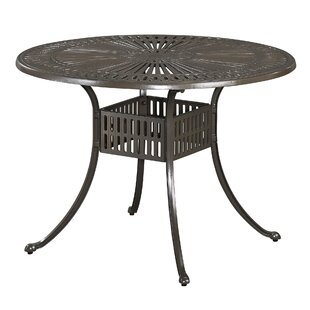 Frontenac Dining Table by Astoria Grand 2019 Online