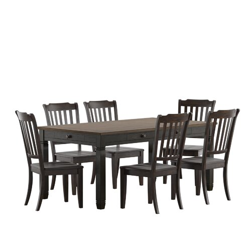 Three Posts Florissant Solid Wood Dining Chair Reviews Wayfair