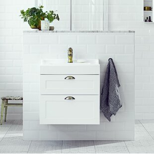 Krupp 60cm Wall Mounted Vanity Unit Base By Mercury Row