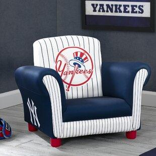 MLB York Yankees Kids Chair
