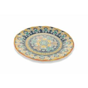 Sicilia 32cm Melamine Dinner Plate By Villa D'Este Home