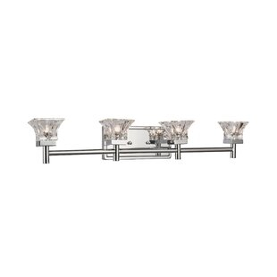 House of Hampton Tyrion 4-Light Vanity Light