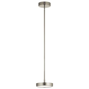 Orren Ellis Rutz LED Drum Pendant