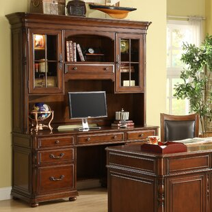 Darby Home Co Finnerty Credenza with Hutch