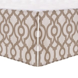 Reviews Algona Mini Crib Skirt By Harriet Bee