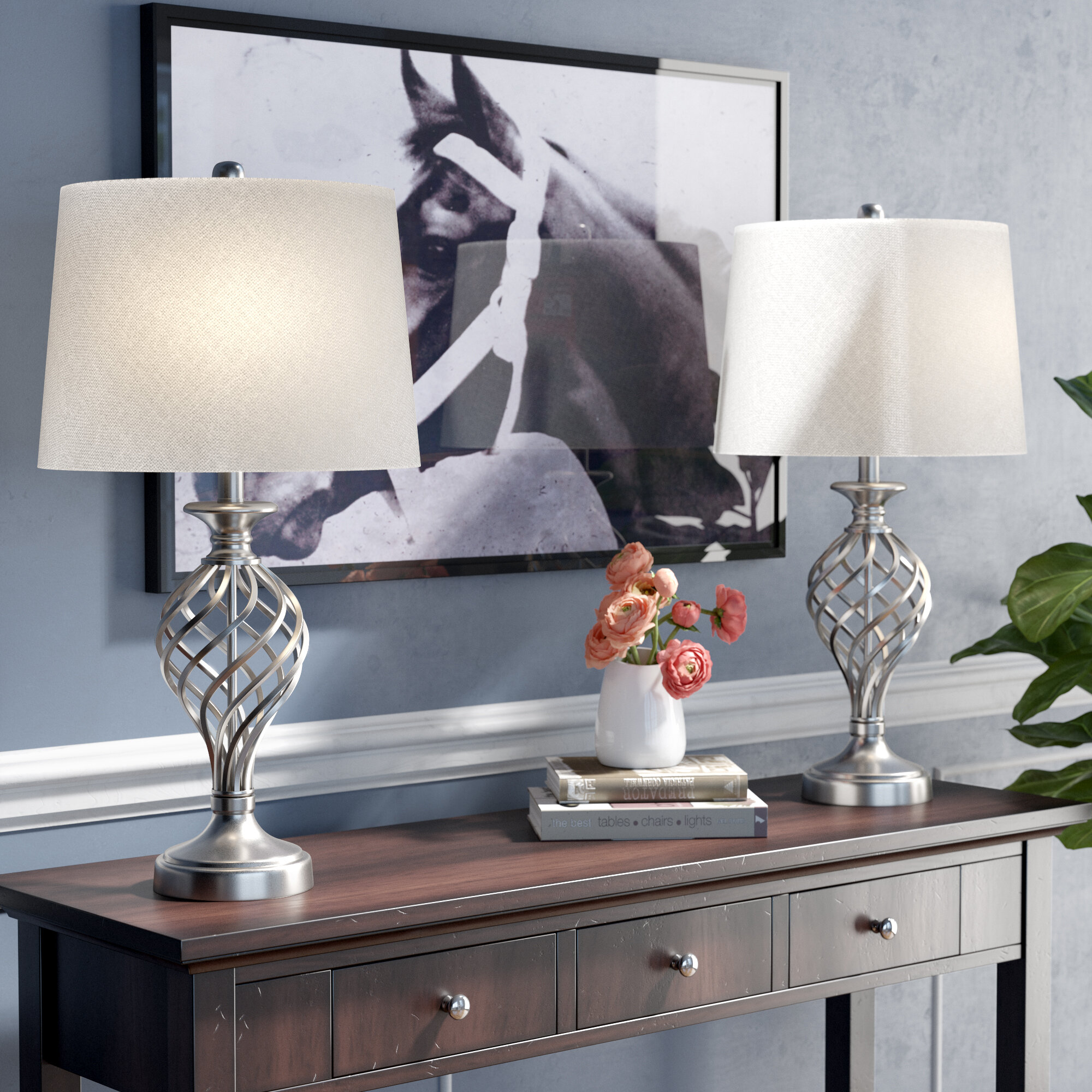 Astoria grand zilla lattice urn 26 75 table lamp reviews wayfair