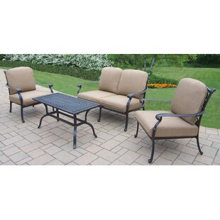 Bosch 4 Piece Conversation Set with Cushions