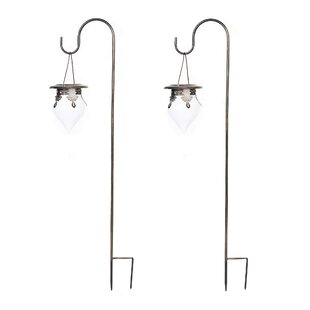 2-Light Pathway Light (Set of 2) By Winsome House Outdoor Lighting