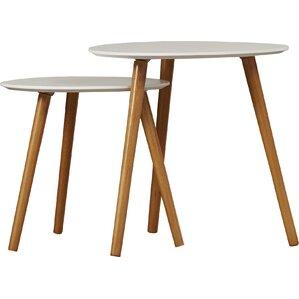Phoebe 2 Piece Nesting Tables