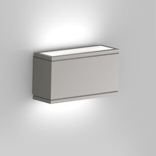 Buying Rubix 2-Light Outdoor Flush Mount By WAC Lighting