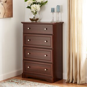 Orviston 4 Drawer Chest by Three Posts