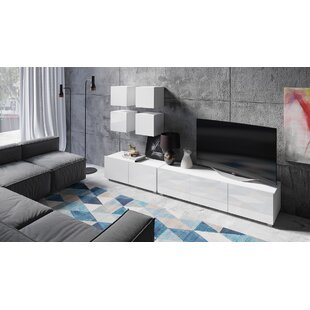 Lapidge Entertainment Unit For TVs Up To 88