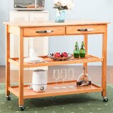 Dining Kitchen Cart by Latitude Run