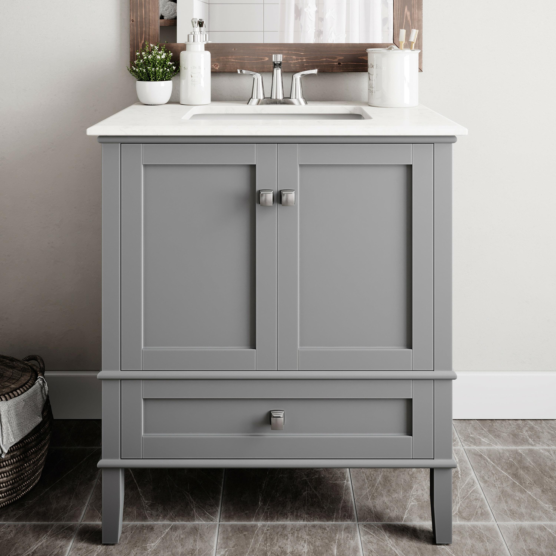 Burholme 31 Single Bathroom Vanity Set Reviews Joss Main
